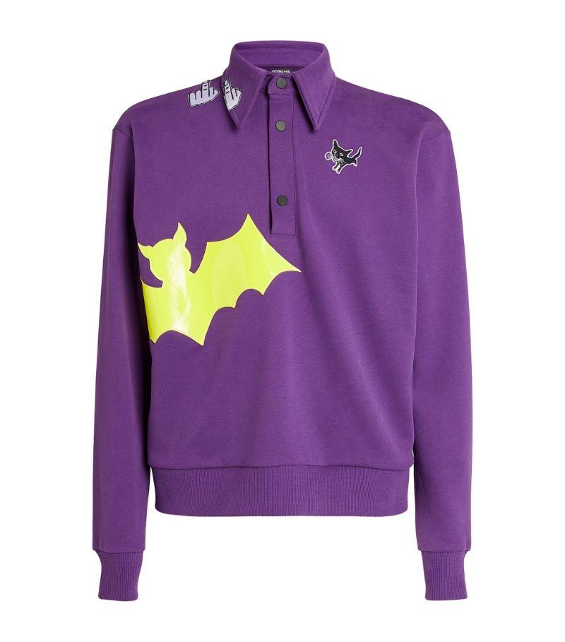Natasha Zinko + Duoltd Cotton Bats Sweatshirt