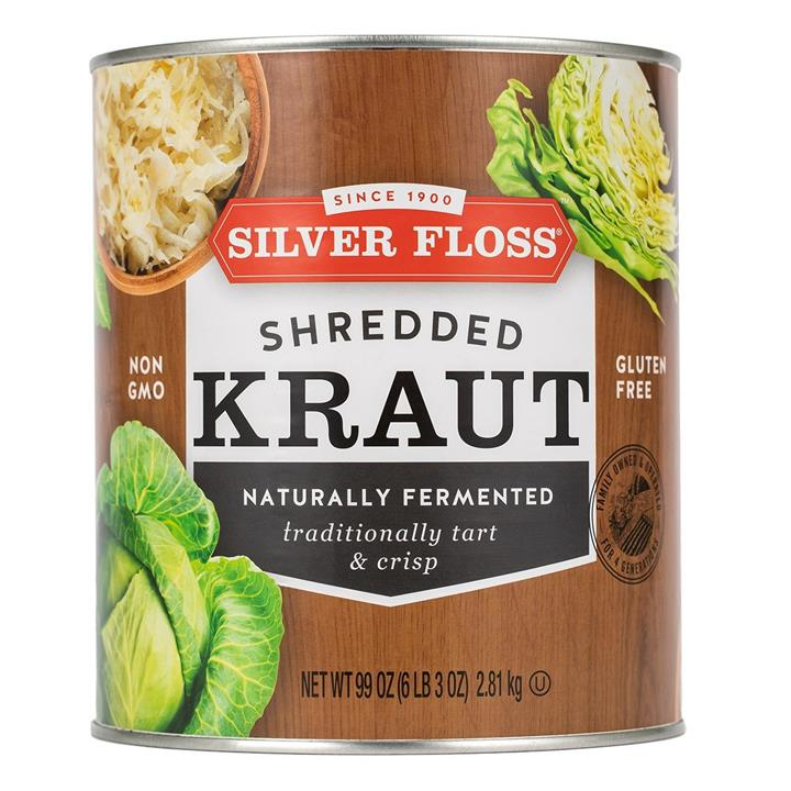 德式酸菜 2.81公斤