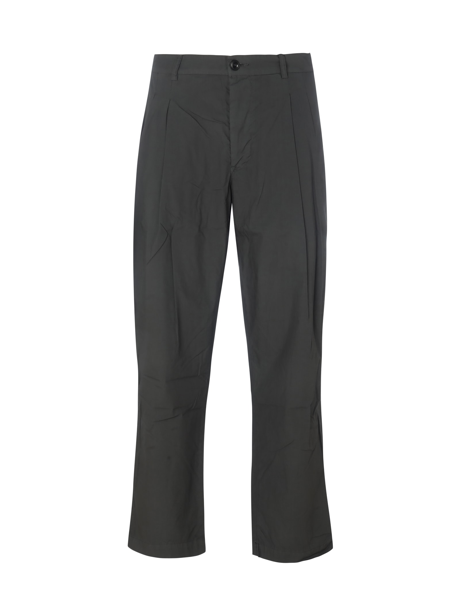 Original Vintage Style Large Popeline Pants