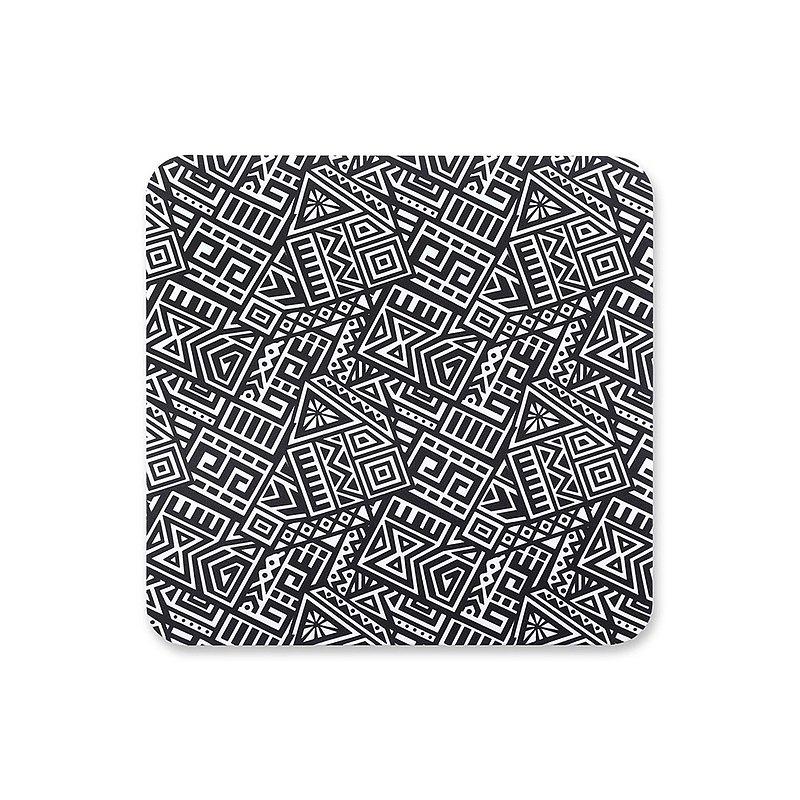 方形滑鼠板 - 美式圖騰