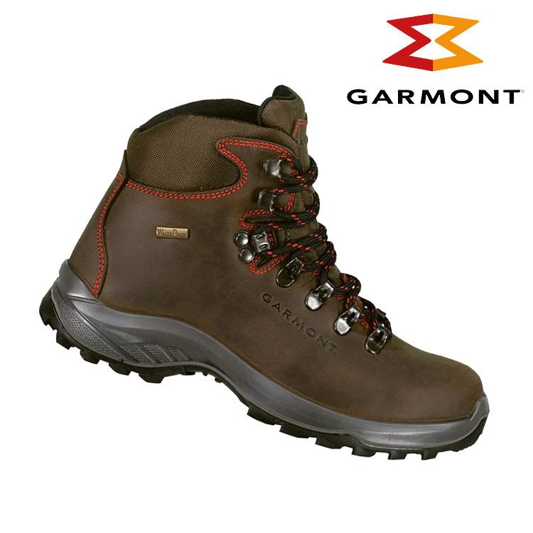 GARMONT 兒童防水郊山健行鞋Syncro light WP KID 002557、002558 / 防水透氣 耐磨 健走鞋 中筒鞋 登山鞋
