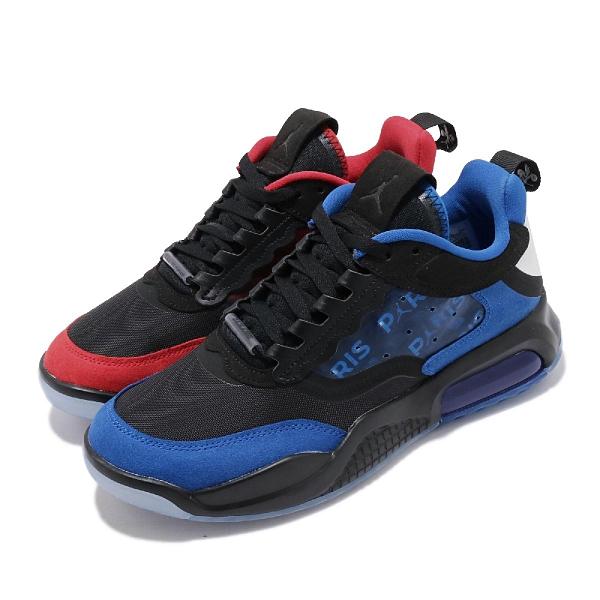 Nike 休閒鞋 Jordan Max 200 QS Paris Saint Germain 黑 紅 藍 男鞋 運動鞋 喬丹 【ACS】 CV8452-001