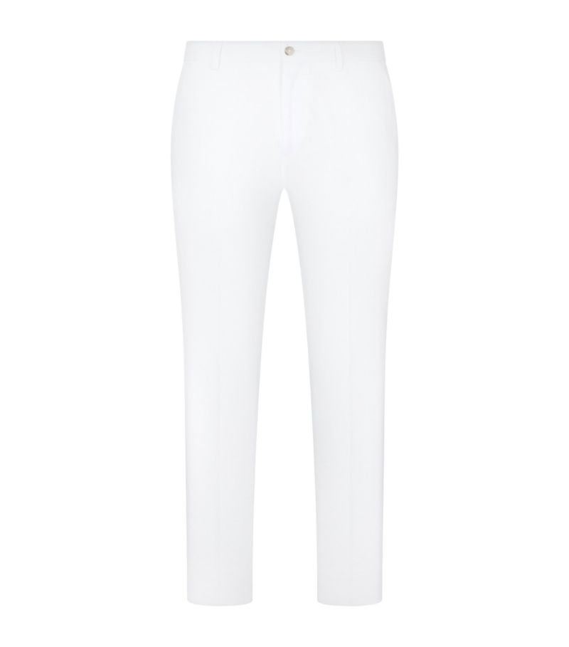 Dolce & Gabbana Stretch-Cotton Trousers