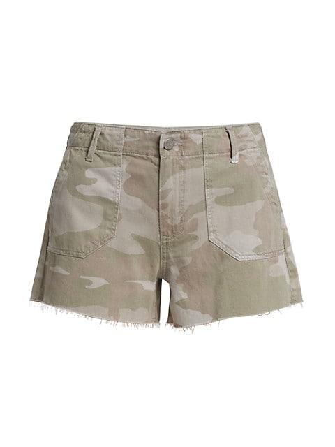Mayslie Utlity Shorts