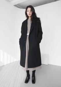 韓國空運 - Three button single coat 大衣