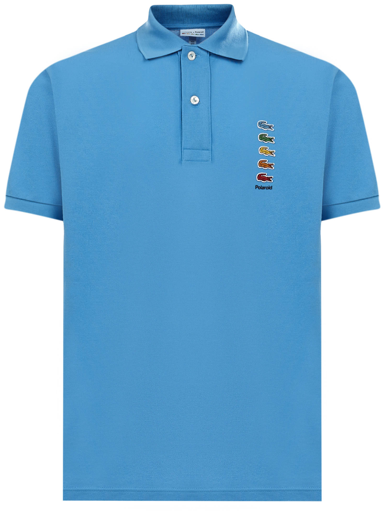 Lacoste T-shirts and Polos Clear Blue