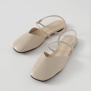 韓國空運 - Marid Three Way Strap Mule MLLTS1d021 樂福鞋