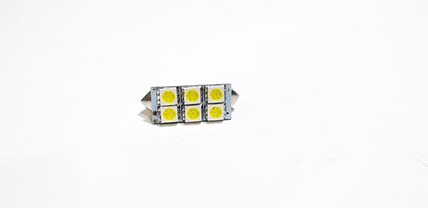 雙尖31mm 6晶X6