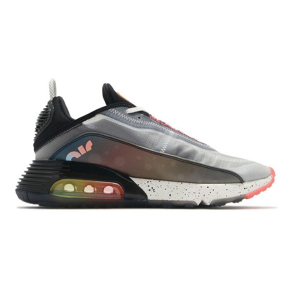NIKE AIR MAX 2090 黑灰 男 氣墊 運動 慢跑鞋 DD8497160 【FEEL 9S】