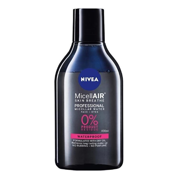 妮維雅雙層極淨卸妝水 400毫升3入