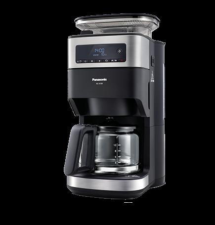 Panasonic 全自動雙研磨美式咖啡機 NC-A700 【此品牌館不提供販售,請至商品內文點選離家最近經銷店完成線上訂購流程】