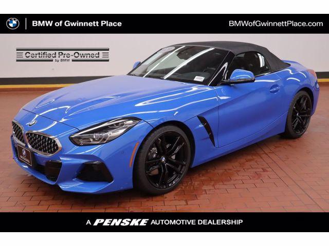 [訂金賣場]Certified 2020 BMW Z4 sDrive