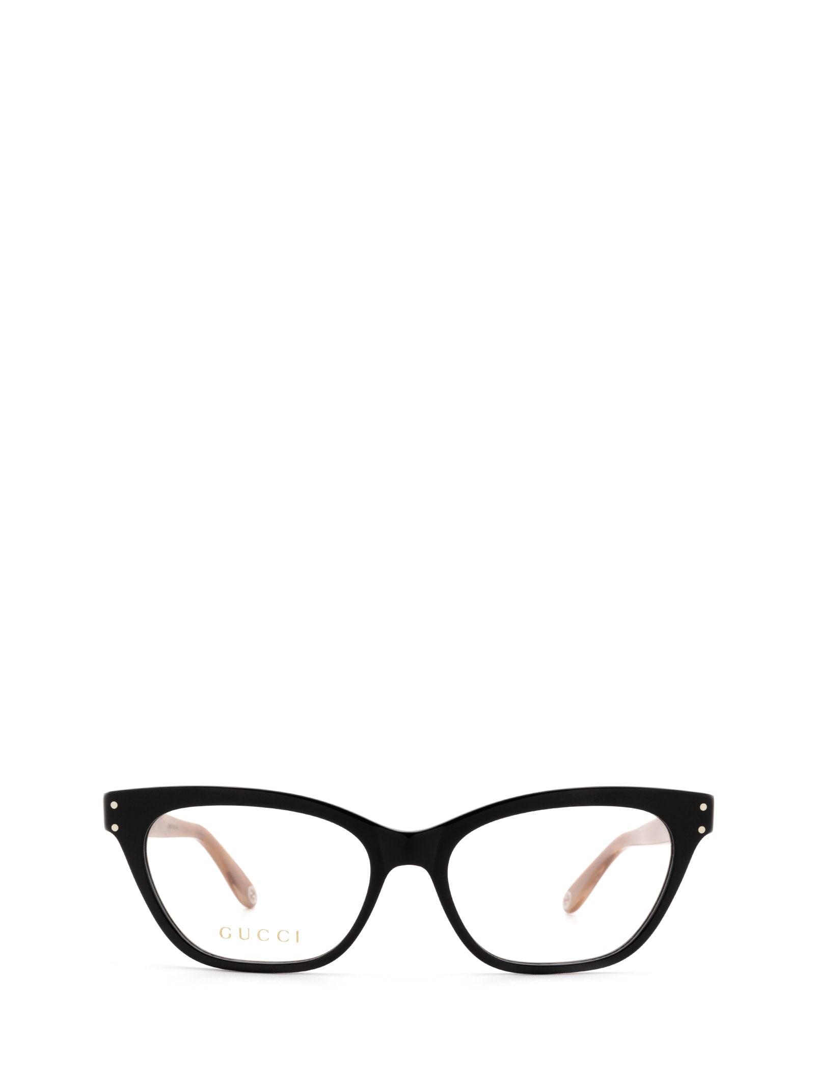 Gucci Gucci Gg0570o Black Glasses