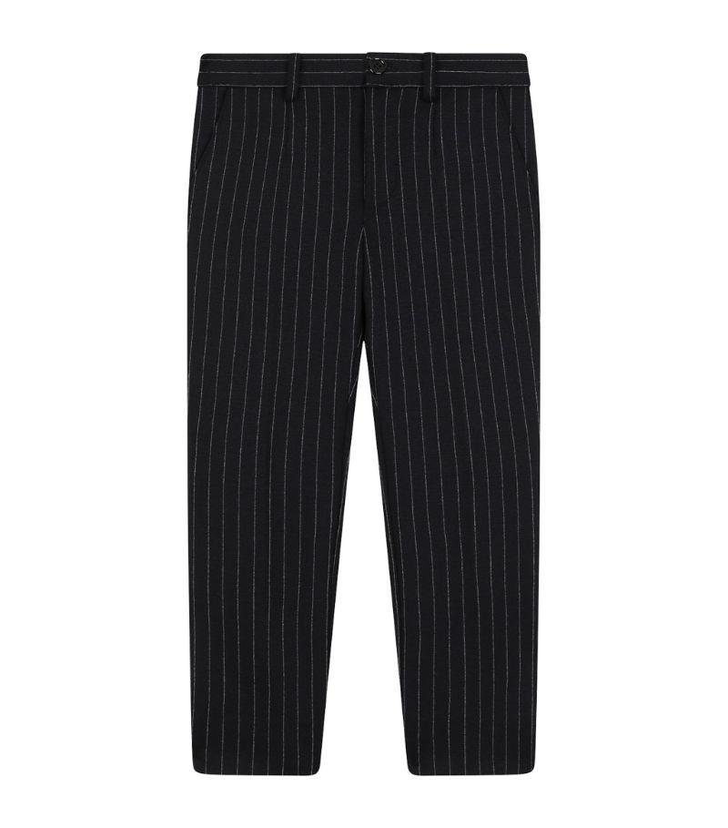 Dolce & Gabbana Kids Pinstripe Trousers (8-12 Years)