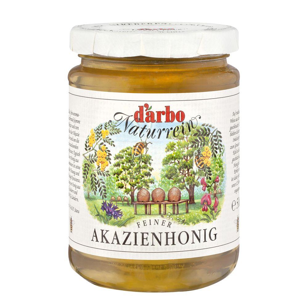 D'arbo  德寶金合歡樹蜜 D'arbo Fine Acacia Honey 500gx1入