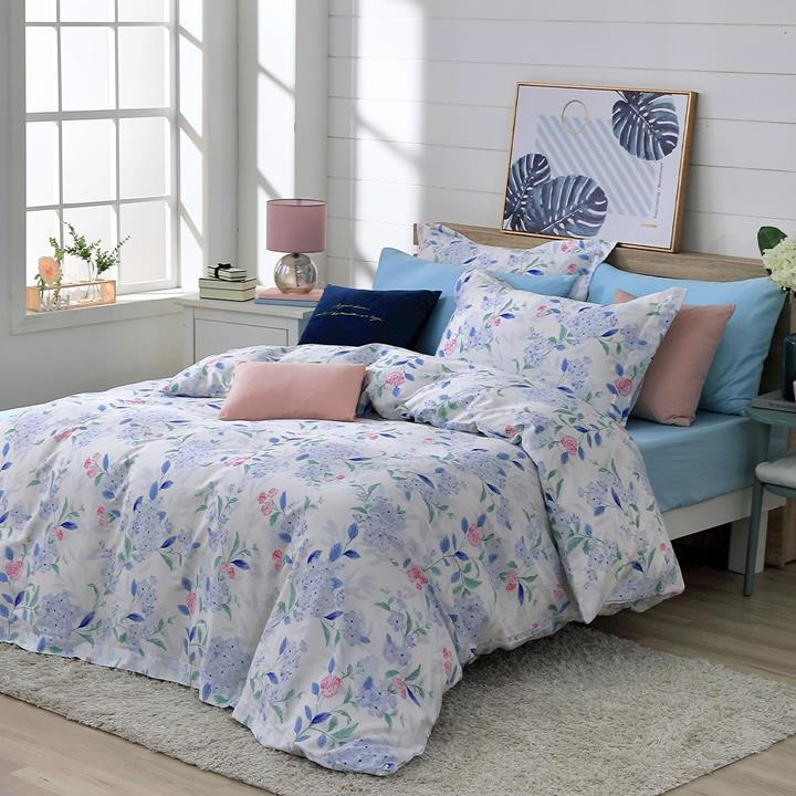 Don Home 單人300TC純棉被套床包四件組 - 洛麗莎娜