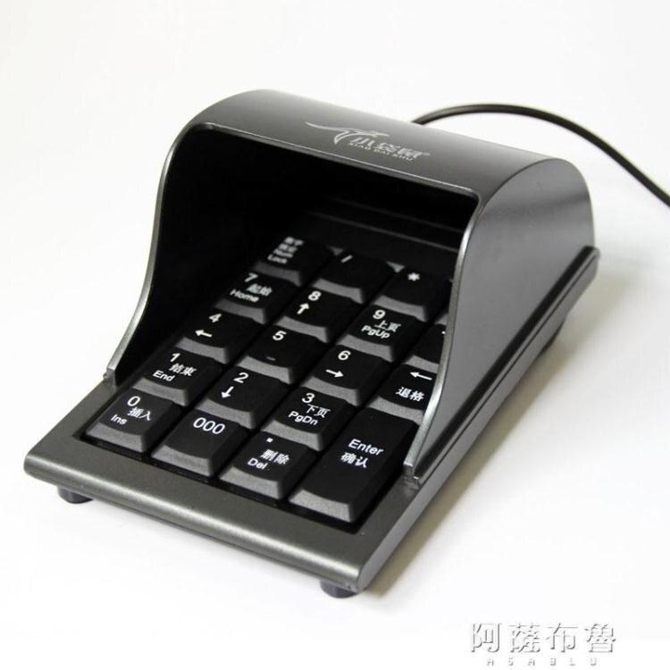 夯貨折扣!鍵盤 小袋鼠DS-2029 防窺密碼數字小鍵盤 銀行證券超市收銀 19個鍵有線
