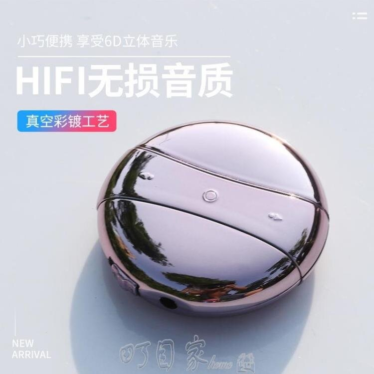mp3正圓形隨身聽播放器小型學生版英語音樂 mp4便攜式迷你mp3