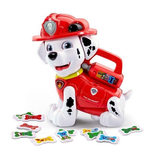 英國 Vtech 汪汪隊立大功-字母互動學習寵物狗