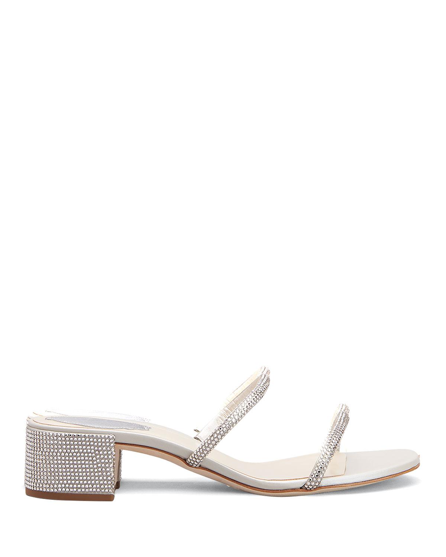 Chloe 40mm Strass Sandals