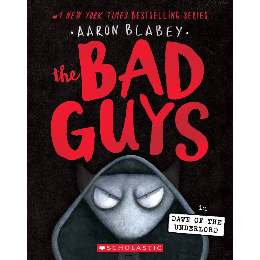 The Bad Guys in the Dawn of the Underlord 壞蛋聯盟#11:君主的黎明 (平裝)