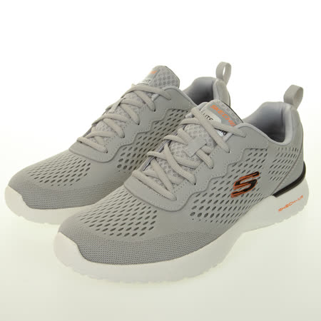 SKECHERS 男 休閒系列 SKECH-AIR DYNAMIGHT - 232291GRY