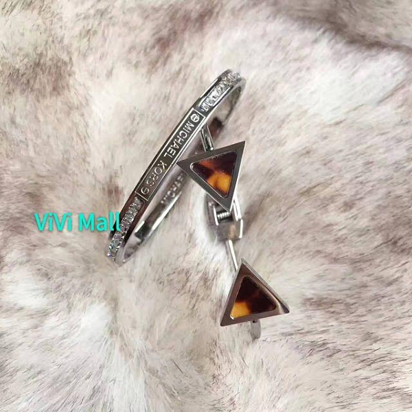 『Marc Jacobs旗艦店』Michael Kors正品實拍|美國代購|MK|MK經典時尚手錶手環限量套裝組