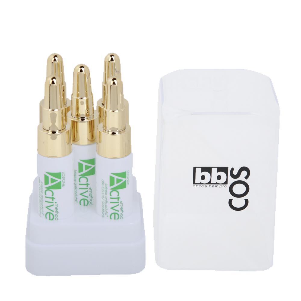 [義大利bbcos必可市]極效豐髮無限精華液 7ml x 5支 兩盒特惠組