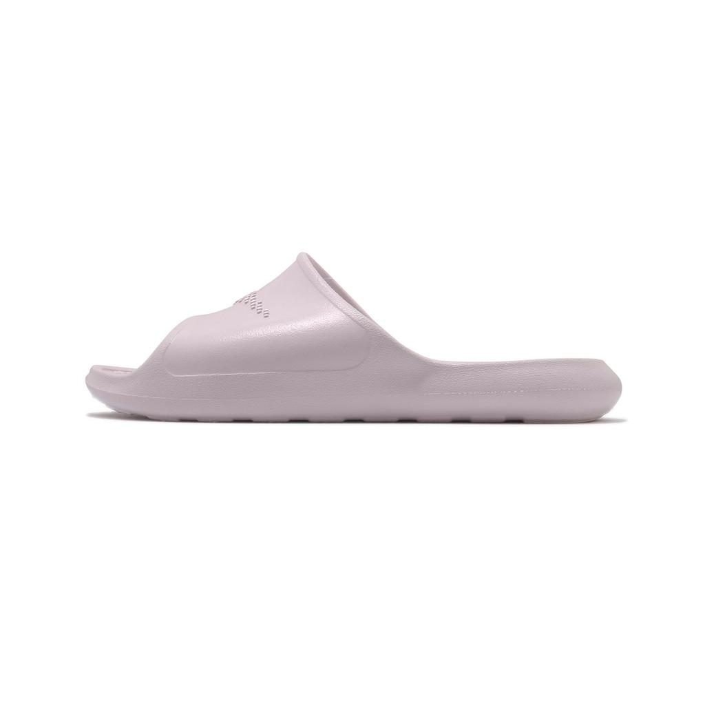 NIKE 女款涼拖鞋 VICTORI ONE SHWER SLIDE 女 拖鞋 防水 粉-CZ7836600