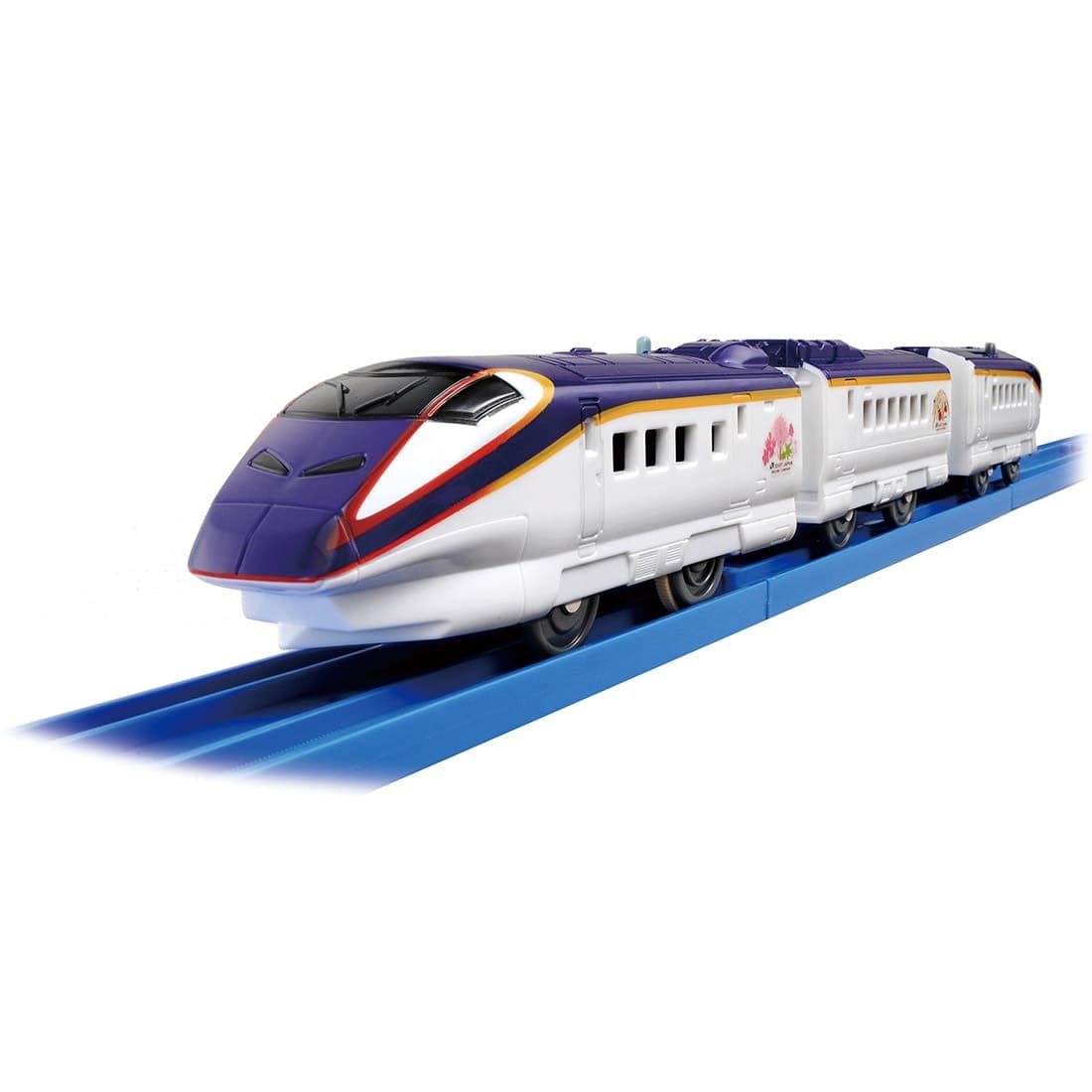 《TAKARA TOMY》 PLARAIL鐵道王國 S-09 E3系翼號2000番台 東喬精品百貨