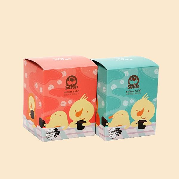 『喜憨兒。咖啡』Sefun's Coffee (8包/盒)
