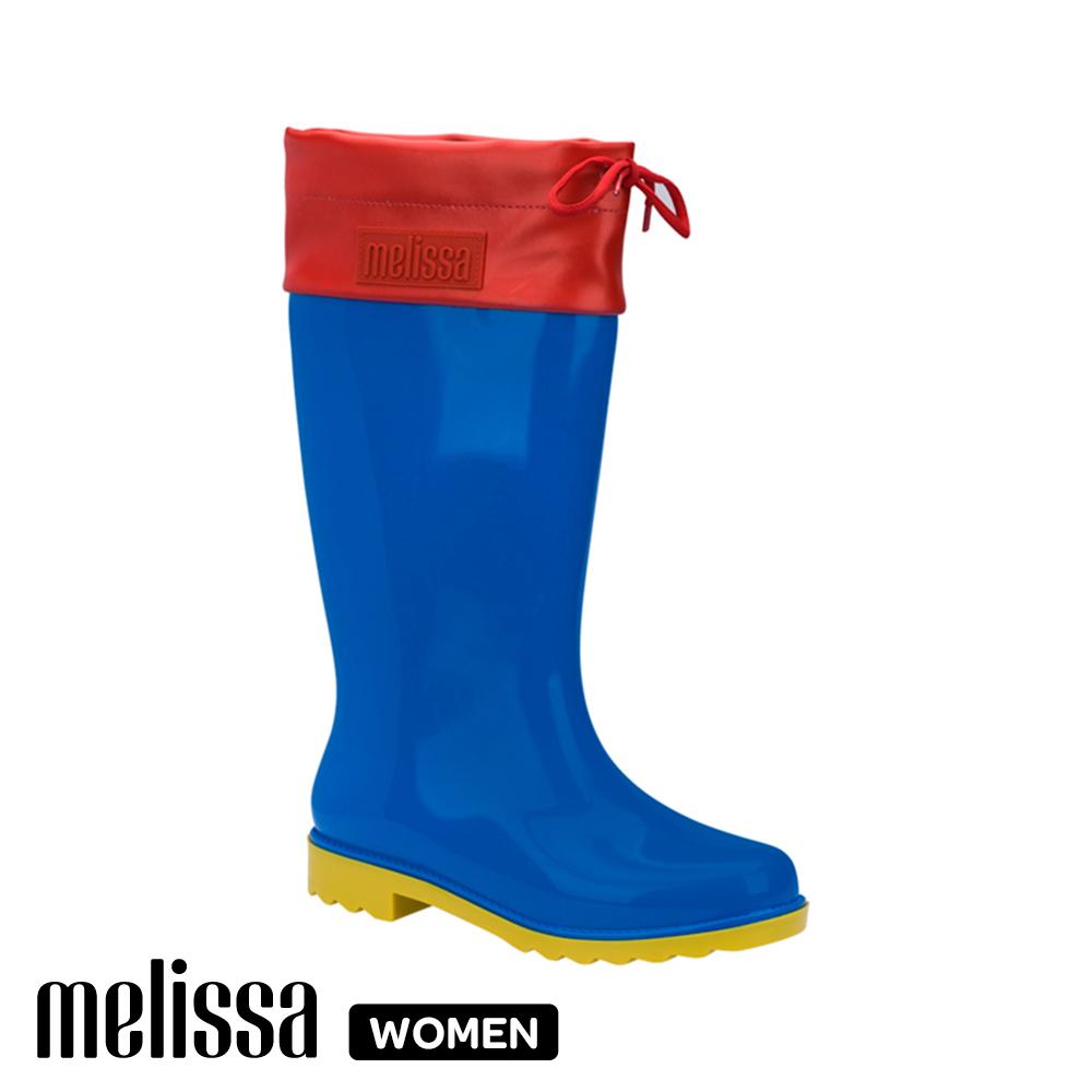 【Women】 經典系列高筒雨靴成人款 藍 (ML3242253318)