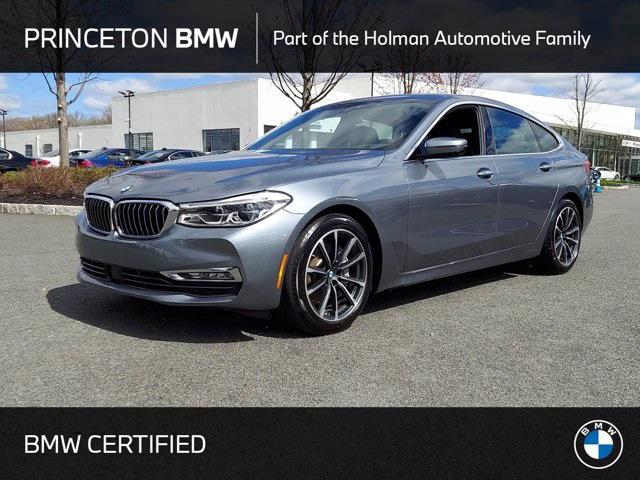 [訂金賣場]Certified 2018 BMW 640i xDrive