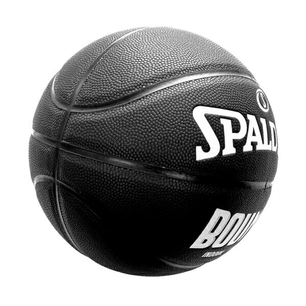 Spalding Bounce [SPB91005] 籃球 7號 PU 控球佳 耐磨 抓感好 室內 室外 黑白