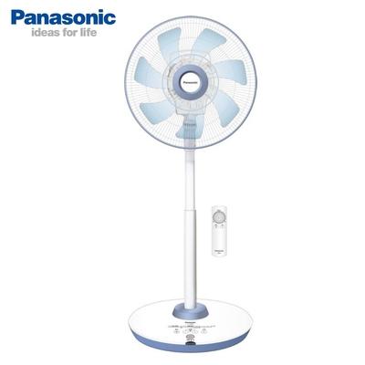 Panasonic國際牌 14吋 7段速ECO溫控微電腦遙控DC直流電風扇 F-L14GMD 高級型