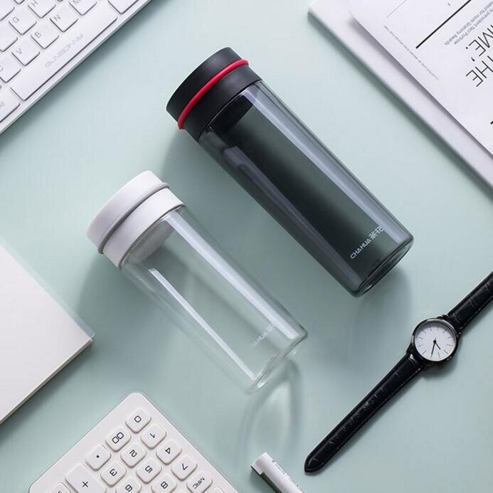 樂天精品 快速出貨 水杯隨手杯塑料便攜簡約ins風杯子男女夏天運動健身杯