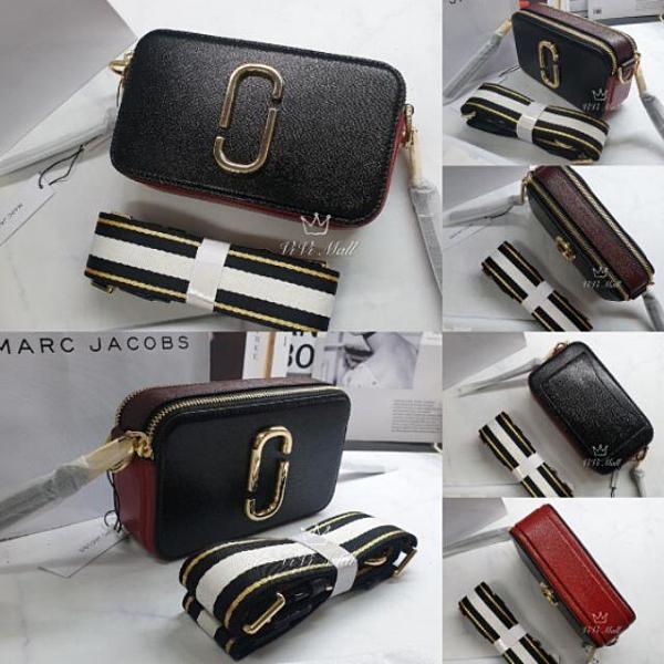 『Marc Jacobs旗艦店』Marc Jacobs MJ 相機包 斜背包側背包 肩背包