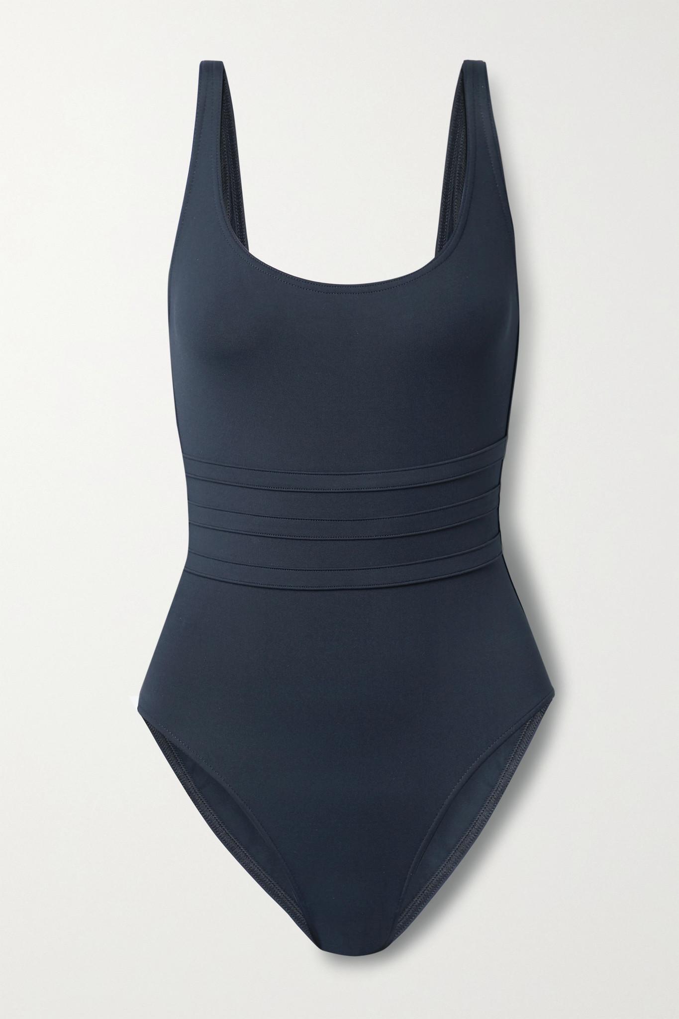 ERES - Les Essentiels Asia Paneled Swimsuit - Blue - FR38