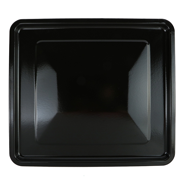 |配件|SK-5680M專屬琺瑯黑烤盤/微電腦烤箱專用(料理用適用/非全平烤盤)