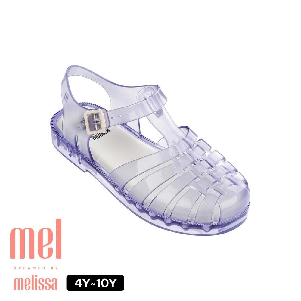 【Kids】 果凍漁夫鞋 透明 (ML3240906008)