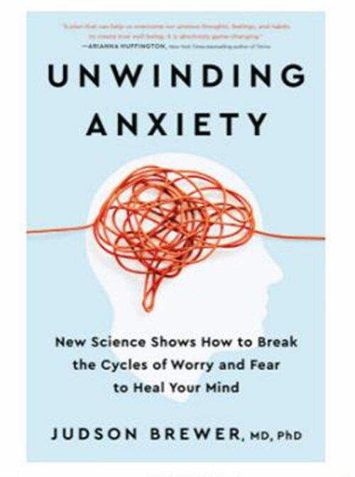 [2美國直購] 2021 AMAZON 暢銷書排行榜 Unwinding Anxiety: New Science Shows How to Break the Cycles of Worry and