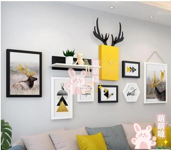 掛畫日式原木風掛圖裝飾樓梯墻面臥室小眾藝術裝修飾品壁畫【萌萌噠】