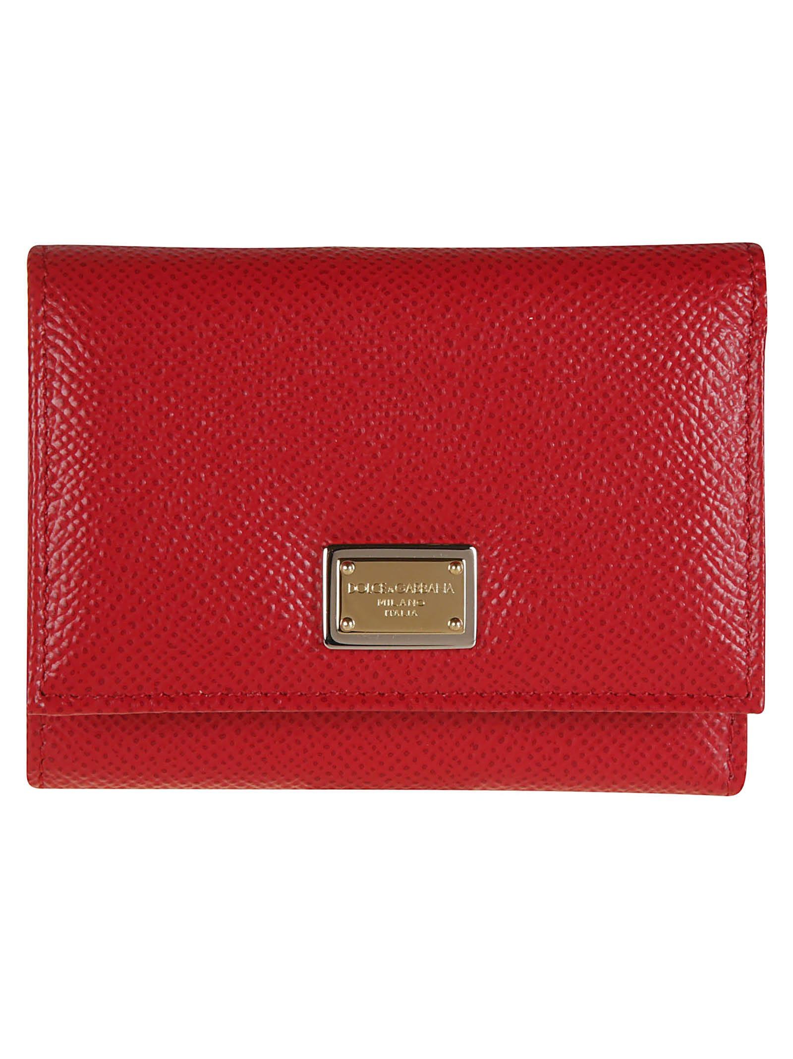 Dolce & Gabbana St. Dauphine Wallet