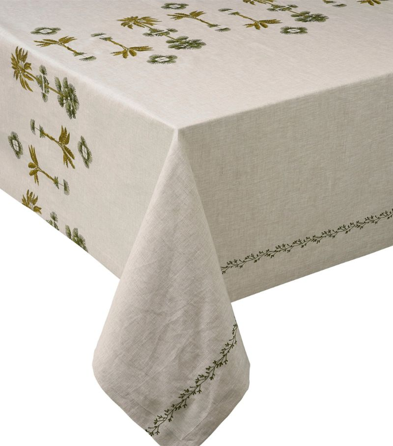 Alexandre Turpault Barbade Tablecloth (170Cm X 250Cm)