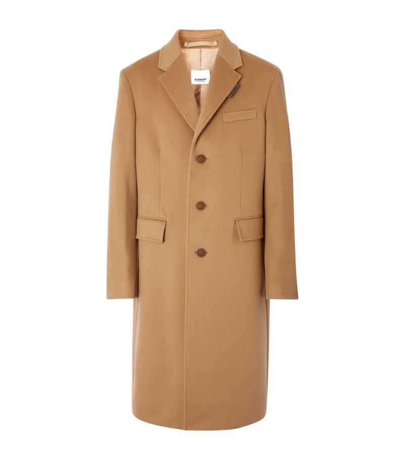 Burberry Wool-Cashmere Coat
