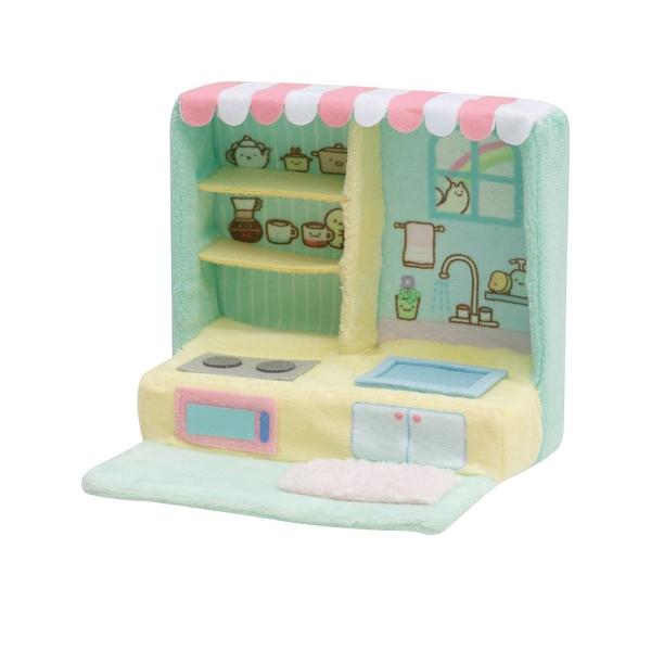 San-X 角落生物 沙包玩偶場景配件 造型家具 家家酒玩具 廚房_XS74044