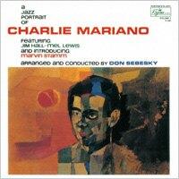 Charlie Mariano Trio: A Jazz Portrait Of Charlie Mariano (CD) 【Venus】