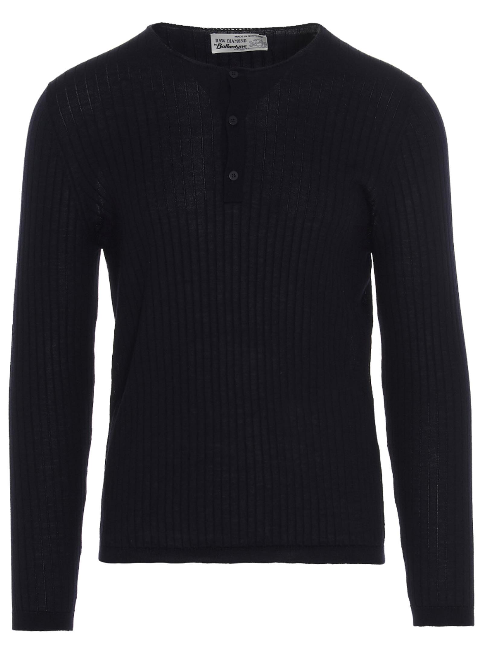 Raw Diamond Capsule Sweater