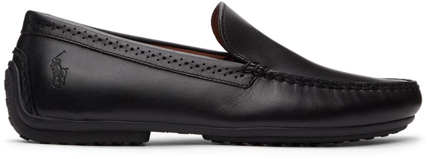 Polo Ralph Lauren 黑色 Redden 乐福鞋