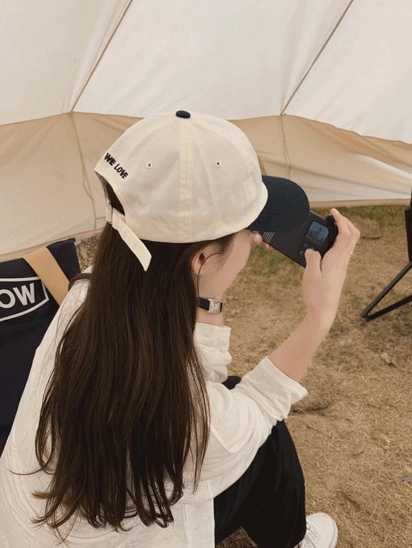 韓國空運 - Clover ball cap 帽子